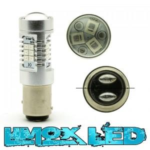 LED Signallampe P21W/5W Rot