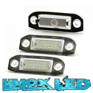 LED Modul Kennzeichenbeleuchtung Volvo 2