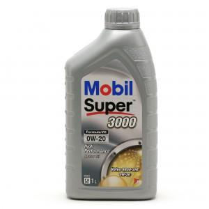 Mobil Super 3000 Formula VC 0W-20 Motoröl 1l