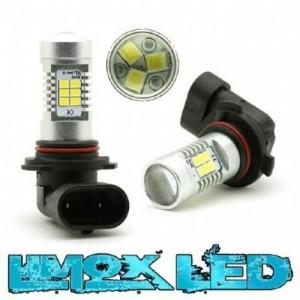 LED Nebelscheinwerfer Birne Lampe HB4 4G Weiß