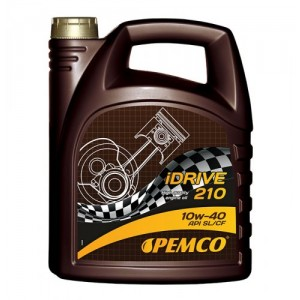 Pemco iDRIVE 210 10W-40 Diesel & Benziner Motoröl 5Liter