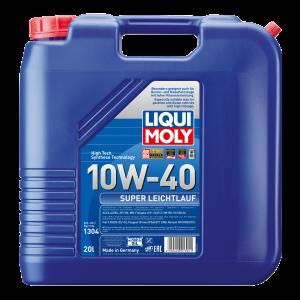 Liqui Moly Super Leichtlauföl 10W-40 Diesel & Benziner Motoröl 20Liter Kanister