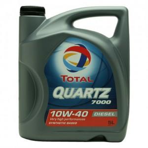 Total Quartz Diesel 7000 10W-40 Motoröl 5l