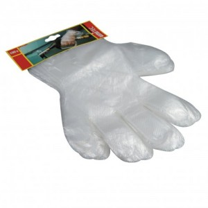 Unitec Tank Einweg Handschuhe 100 Stück