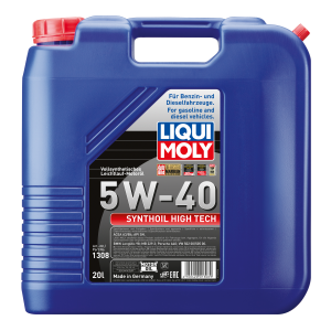 Liqui Moly Synthoil High Tech 5W-40 Motoröl 20l Kanister
