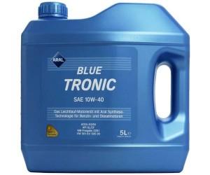 Aral Blue Tronic 10W-40 Diesel & Benziner Motoröl 5l