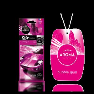 Aroma Car Lufterfrischer City Bubble Gum