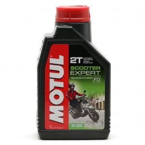 Motul Scooter Expert 2T teilsynthetisches Motorrad Motoröl 1l
