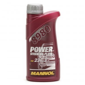 MANNOL 8980 Power Steering Fluid 0,5l Flasche