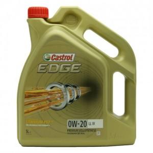 Castrol Edge LL IV 0W-20 Motoröl 5l