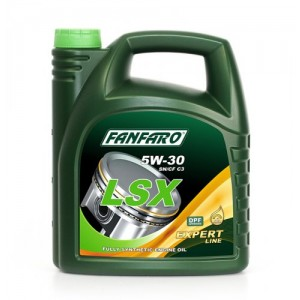 Fanfaro LSX 5W-30 Longlife 5W-30 Motoröl 5l