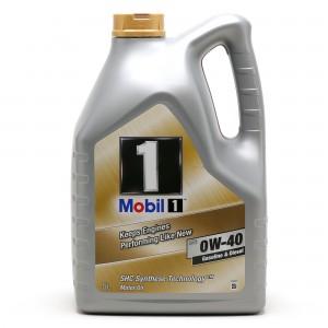 Mobil 1 FS 0W-40 Motoröl 5l (ehem. NEW LIFE)