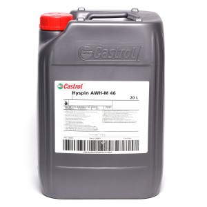 Castrol Hyspin AWH-M 46 Mehrbereichs-Hydrauliköl 20l Kanister