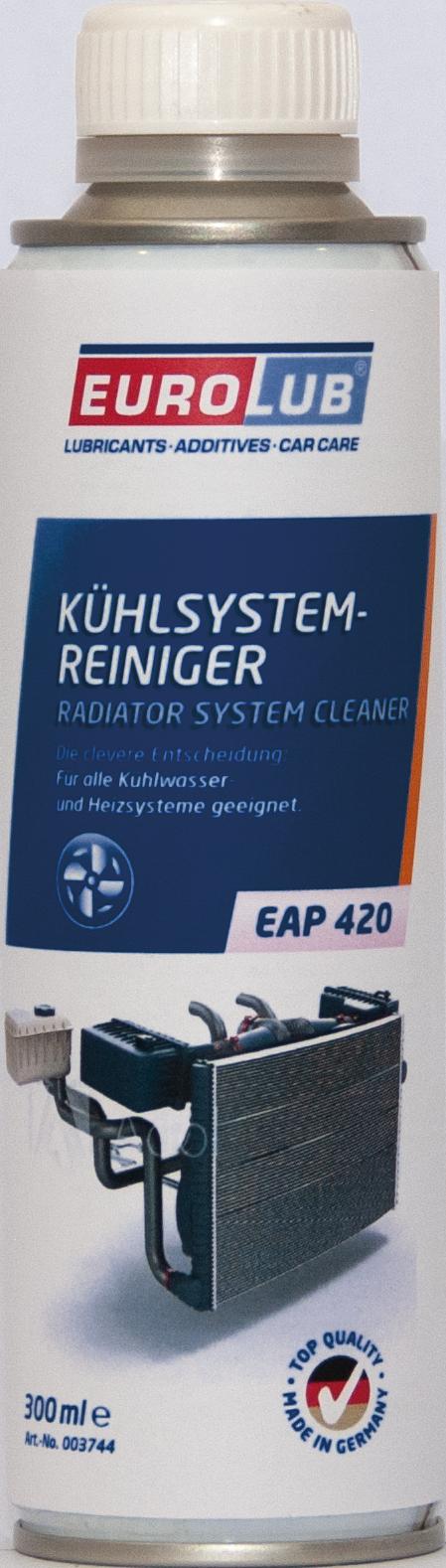 Eurolub EAP 420 Kühlsystemreiniger 300ml