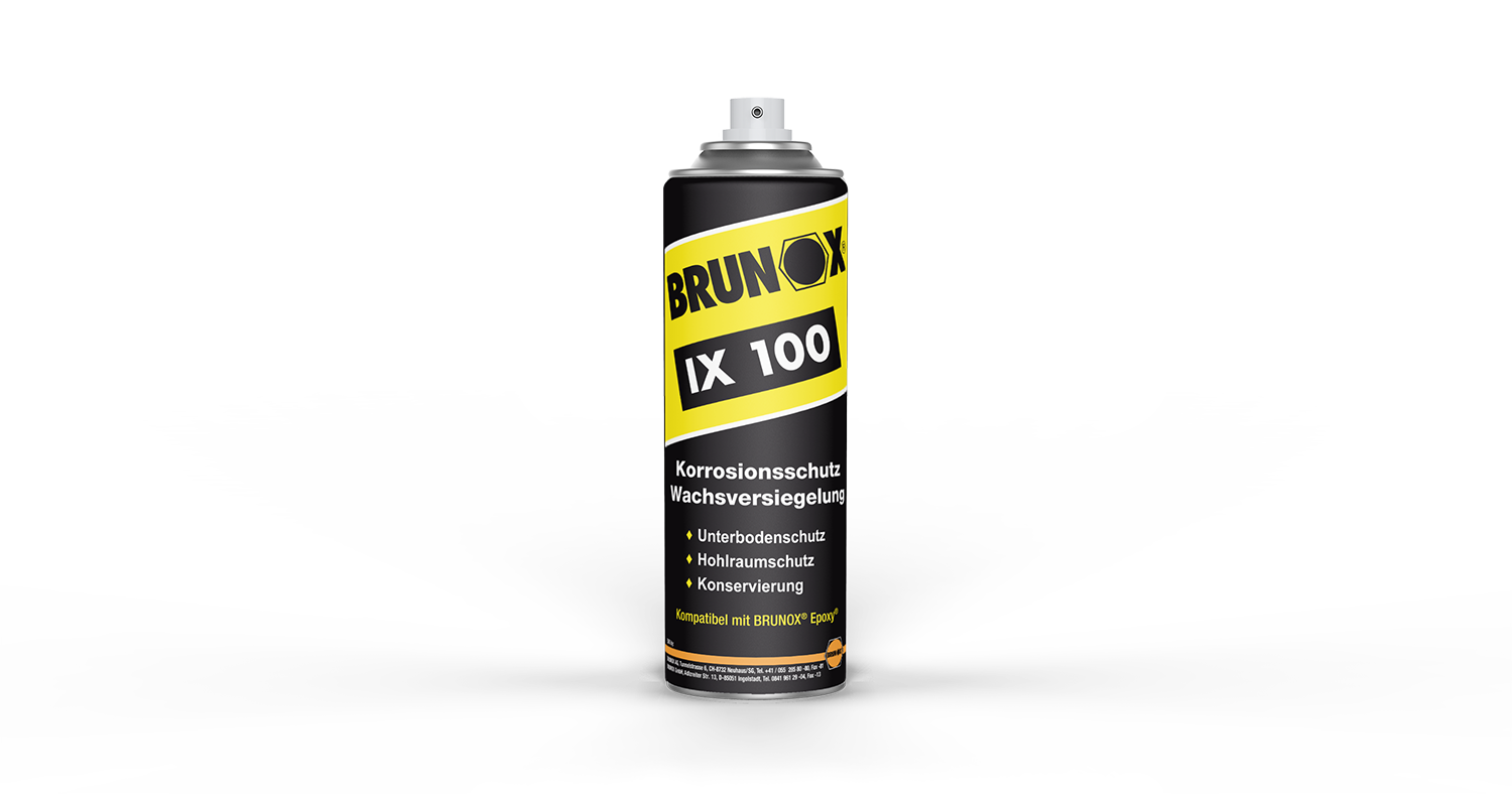 Brunox IX100 HighTec Korrosionsschutz Versiegelungs 300ml Spray