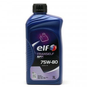 Elf Tranself NFP 75W-80 Schaltgetriebeöl 1l