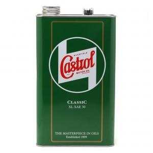 Castrol Classic XL SAE 30 Oldtimer Einbereichs Motoröl 5l
