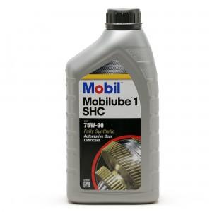 Mobil Mobilube 1 SHC 75W-90 Motorrad Getriebeöl 1l
